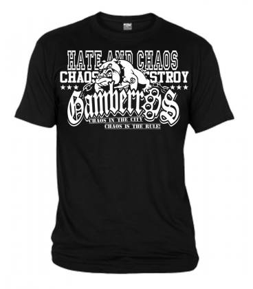 Camiseta Gamberros Chaos