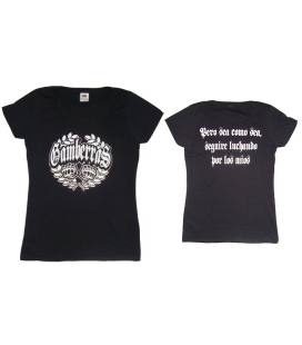 Camiseta Gamberras Amor y Odio