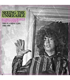 Seeing The Unseeable: The Complete Studio Recordings-BOX SET: 6 CD