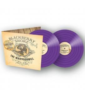 The Whippoorwill (European Purple Vinyl 3 Bonus)-2 LP