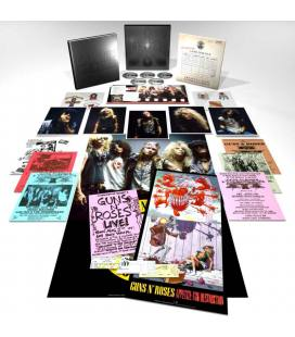 Appetite For Destruction Locked And Loaded (Super Deluxe) -Box Set (4 CD y Blu-Ray)