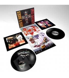 Appetite For Destruction Locked And Loaded-2 LP