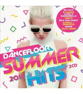 Dancefloor Summer Hits 2018-2 CD