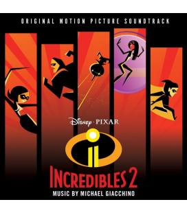 Incredibles 2-1 CD