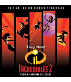 Incredibles 2-1 CD