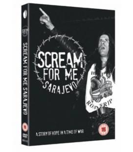 Scream For Me Sarajevo-1 DVD