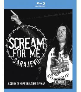 Scream For Me Sarajevo-1 BLU-RAY