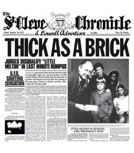 Thick As A Brick-1 CD