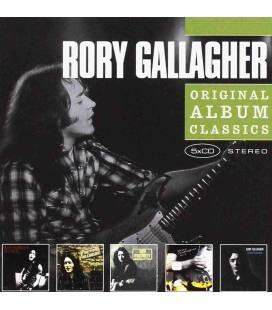 Original Album Classics (Rory Gallagher)-5 CD