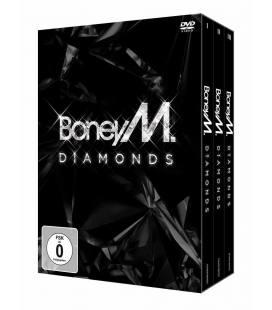 Boney M. - Diamonds (40Th Anniversary Edition)-3 DVD