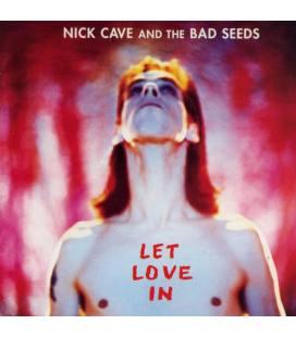 Let Love In-1 CD