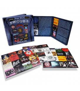 Winds Of Time: The New Wave Of British Heavy Metal 1979-1985-3 CD