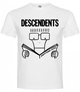 Descendents Everything Sucks Camiseta Manga Corta