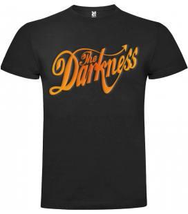 The Darkness Logo Camiseta Manga Corta