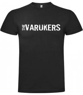 The Varukers Logo Camiseta Manga Corta