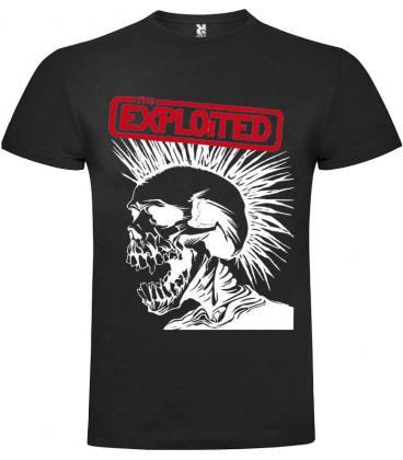 The Exploited Skull Camiseta Manga Corta