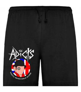 The Adicts You'll Never Walk alone Bermudas