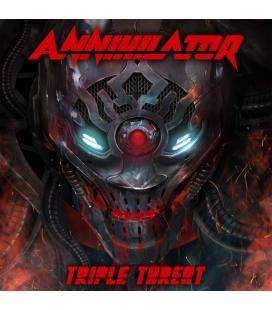 Triple Threat-2 CD