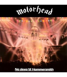 No Sleep Til Hammersmith-2 CD