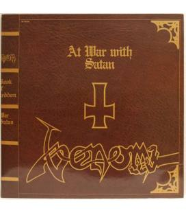 At War With Satan (1 CD)