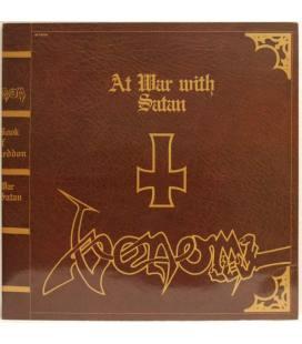 At War With Satan (1 CD)