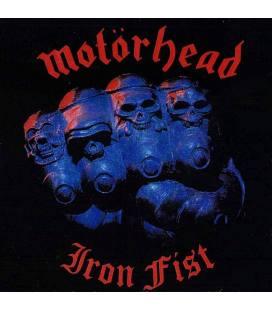 Iron Fist-1 CD