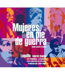 Mujeres En Pie De Guerra-1 CD+1 DVD