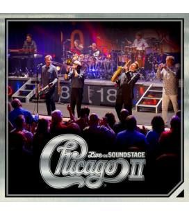 Chicago II:Live On The Soundstage-1 CD JEWEL