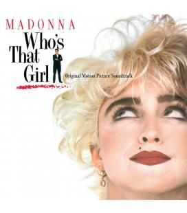 Who'S That Girl (Original Motion Picture Soundtrack)-1 LP