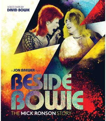 Beside Bowie: The Mick Ronson Story The Film-1 DVD
