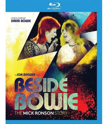 Beside Bowie: The Mick Ronson Story The Film-1 BLU RAY
