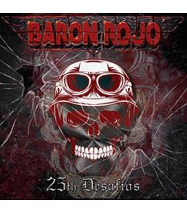 25Th Desafios-1 CD
