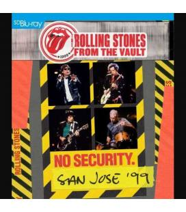 From The Vault: No Security - San Jose 1999 (1 BLU-RAY)