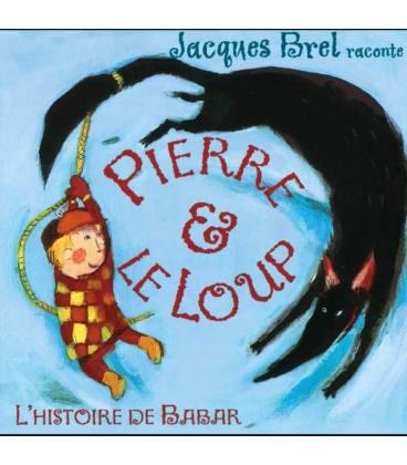 Raconte Pierre Et Le Loup-1 CD