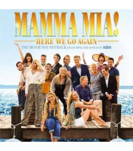 Mamma Mia! Here We Go Again-1 CD
