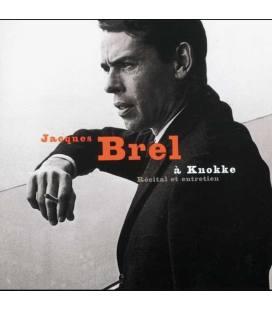 Jacques Brel A Knokke-Recital Et Entretien-1 CD