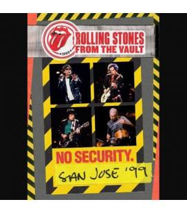 From The Vault: No Security - San Jose 1999 (1 DVD)