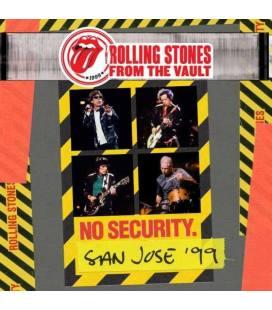 From The Vault: No Security - San Jose 1999 (1 DVD+2 CD)