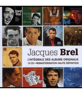 Intégrale Des Albums Studio (15 CD)