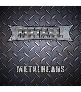 Metal Heads-CD