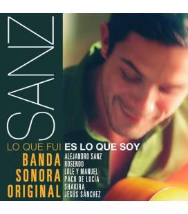 Lo Que Fui Es Lo Que Soy, 1 CD
