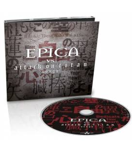 Epica Vs Attack On Titan Songs-1 CD DIGIPACK