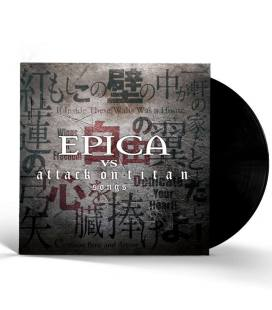 Epica Vs Attack On Titan Songs-1 LP