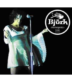 Homogenic - Live-1 CD