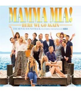 Mamma Mia! Here We Go Again-2 LP
