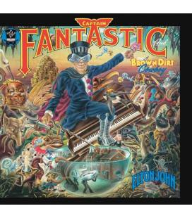 Captain Fantastic And The Brown Dirt Cowboy-1 LP