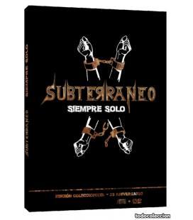 Siempre Solo (1 CD+1 DVD DIGIPACK)