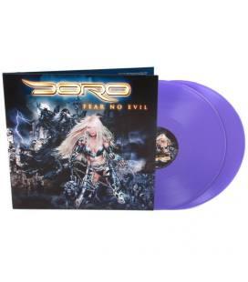 Fear No Evil (2 LP COLOR)
