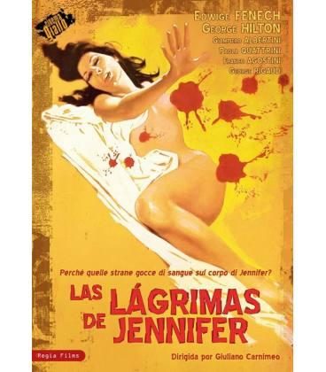Las Lagrimas De Jennifer ( DVD)