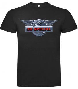 38 Special Logo Camiseta Manga Corta